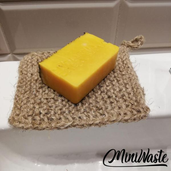 Lniana myjka Miniwaste