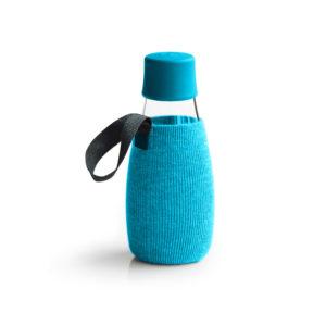 Etui ochronne na butelkę Retap light blue niebieskie 300 ml