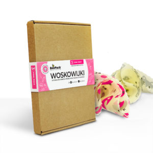 Woskowijki pink pack 1a