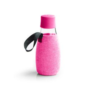 Etui ochronne na butelkę Retap 300 ml magenta różowe
