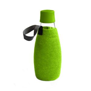 Ochronne etui na butelkę, Retap kolor zielony