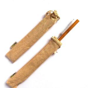 Bambusowa słomka Bambaw