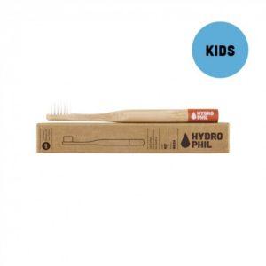 Bambusowa szczoteczka do zębów dla dzieci