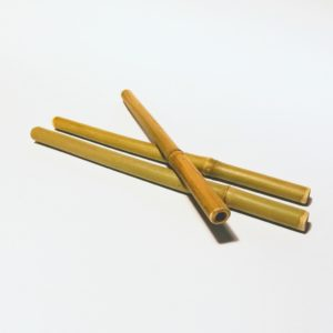 słomka bambus