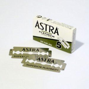 Żyletka do golenia Astra Bambaw