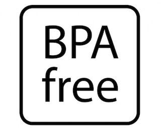symbol bpa free