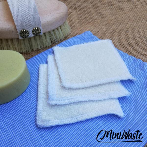 Wielorazowe płatki kosmetyczne Miniwaste