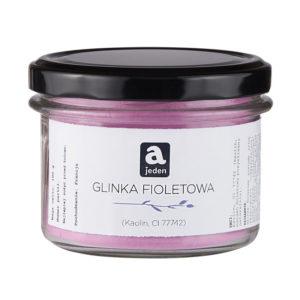 Glinka Fioletowa | Ajeden 100 g data ważności 12.2021