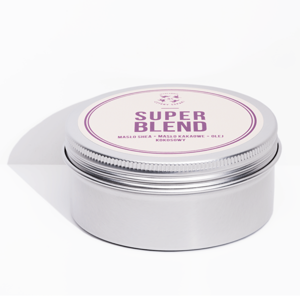 Peeling 4 Szpaki | Słona Lawenda z solą morską i himalajską 250 ml