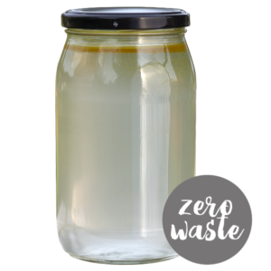 Lśniące Szyby i Lustra w Duchu Zero Waste 900ml | Słodka Pomarańcza i Lawenda